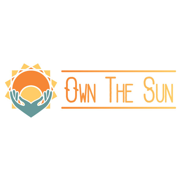 logo - own the sun