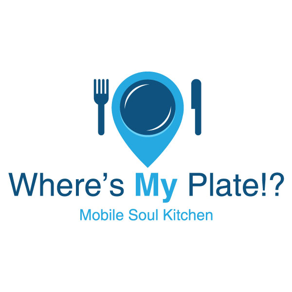 logo - where's my plate